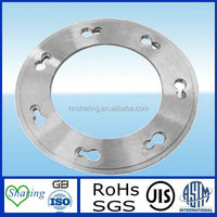 hot rolled steel concrete pile end plate