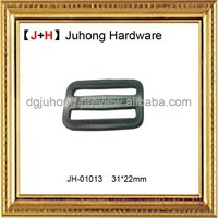 Fashion metal adjustable buckle for bags