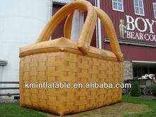 giant inflatable basket