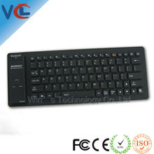 colorful bluetooth medical silicone keyboard