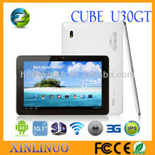 Cube U30GT 10'' IPS RK3066 Dual Core 1.6GHz Android 4.0 Bluetooth Dual Camera HDMI WIFI