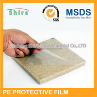surface protective film for Artificial marble and granite/Ceramic tile protective film/stone plate protection film
