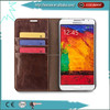 Colorful PU Leather Wallet Type Magnet Design Flip Stand Case for Samsung Galaxy S4/i9500
