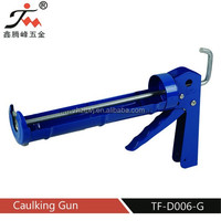 9inch silicone sealant gun/molds for concrete used