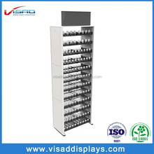 OEM floor metal cigarette retail display