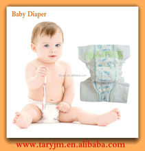 Best selling colored cloth film velcro tape disposable Baby Diaper for babies
