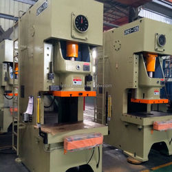 C Frame Metal Sheet Hole Stamping Machine on Sale, CE Approved