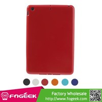 Glossy Solid Color TPU Case for iPad Mini / Mini 2 with Retina Display