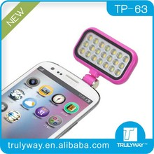 2015 Fashion 3.5mm Flash Fill light For phones