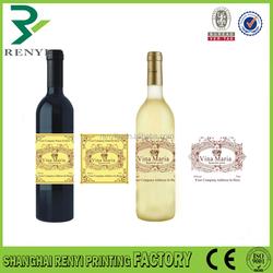2015 china popular PP/PET most popular art paper adhesive sticker