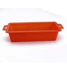 new design square bread silicone baking cups