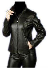 leather garments and leather goods
