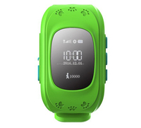 Kids Child GPS Watch Anti-lost SOS Emergency GPS/LBS/Wifi Tracker Bracelet