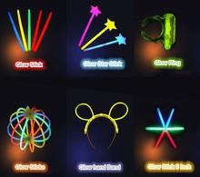 Hot Sale LED Glasses Electronic Flash Glow stick