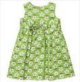 Flores de verano vestidos de niña de niño