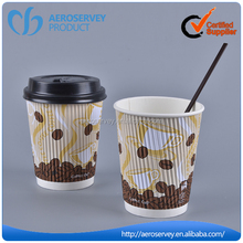 Eco-friendly paper wholesale cup custom printed cup