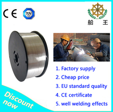 Factory supply solid stainless steel welding wire