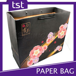 Production Paper Craft Shopping Bag