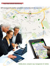 High quality vehicle tracking device and vehicle tracking system and vehicle tracking software