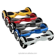 New products 2016 innovative product two wheels self balancing scooter