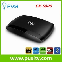 Free Blue Film Download Cx-S806 Tv Box Xxxl Sexy Movis Wholesale Android Smart Tv Set Top Box From Pusi