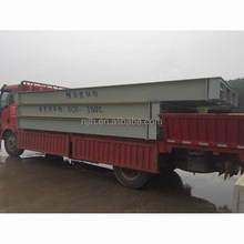 Truck and car scale weighbridge 200 ton