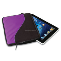 factory price neoprene tablet cover sleeve case fit for Ipad