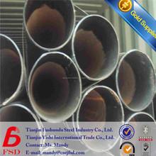 Q235 gran tamaño de la tubería de acero soldado de 8 pulgadas