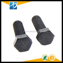 Alta calidad rosca completa perno de cabeza de grado 10.9