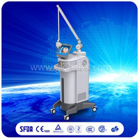 2015 new designed co2 fractional laser scar removal for surgical scar removal