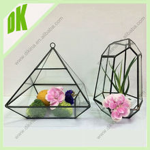 Morden Unique glass terrarium wholesale home decor products made from recycled and eco-friendly materials