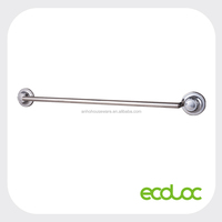 ECOLOC ANHO patent suction cup stainless steel towel rail, towel bar