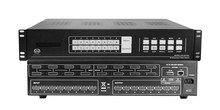 DVI matrix, 8-input ports support independent EDID,supports eight stereo audios input and output