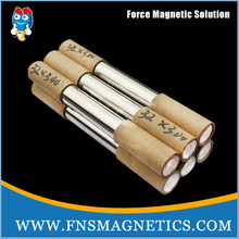 12000GS magnet for plastic industry magnetic filter bar