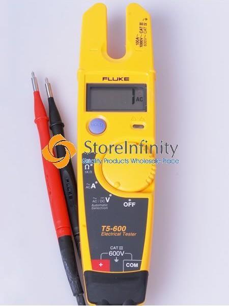 Fluke Solenoid Tester : Fluke t holster continuity current electrical