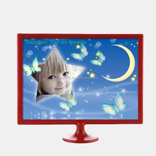 Guangzhou Manufacturer Plastic Photo Frame For Wholesale
