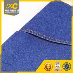 fashion blue colored denim fabric from alibaba shop
