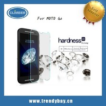 IMAK brand tempered glass for MOTO G2 mobile phone, glass protector for MOTO G2