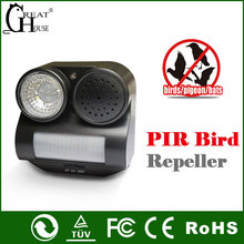 Sonic Live Birds and Animal Repeller GH-192