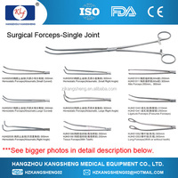 250mm 300mm 310mm ligature forceps fissure forceps lung forceps