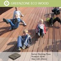 Public Children Park easy installation popular design anti-slip outdoor wpc decking