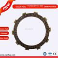 Venda quente chinês motos peças disco de embreagem OEM fornecido
