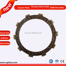 Hot Sale chinese motorcycles parts, clutch disc, OEM Provided