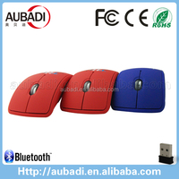 2.4ghz usb wireless mouse folding arc mouse normal size computer mouse