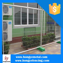 2015 New Products Of Temporary Fence Slat For Privocy