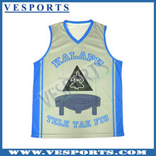 Custom youth basketball jersey with team names wholesale