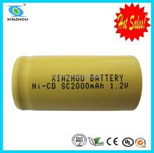 High quality 12v 2000Mah Power tool batteries