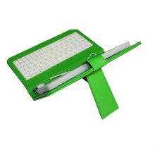 2014 Hot selling tablet computer keyboard with pu cases