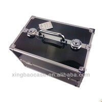 Cheap Wholesale Makeup Bags,aluminum cosmetic nail case,makeup train case with stand