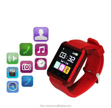 Smart Watch With WIFI+3G+GPS+Bluetooth U8 Smart Watch 2015 Wrist Watch Phone